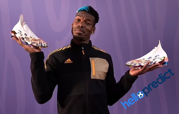 Paul Pogba is wearing the world's first VEGAN foot...